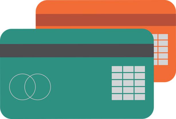 Виды платежных инструментов